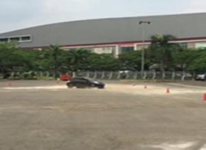 Evasive Driving Training @ ALAM SUTERA TANGERANG