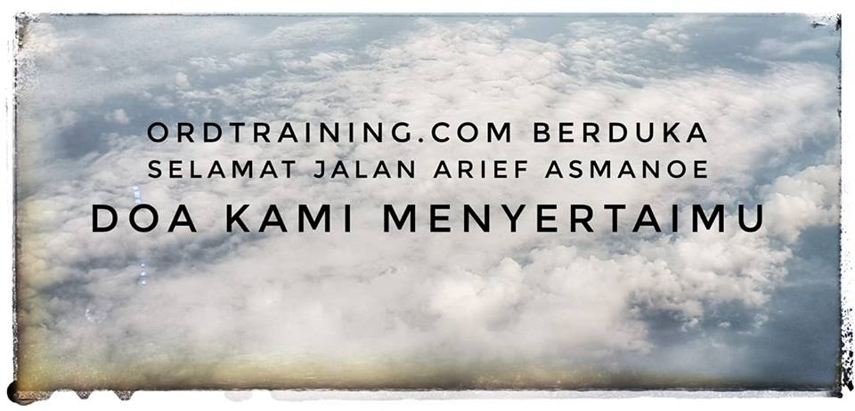 ORD Training berduka