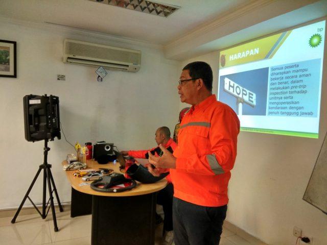 Defensive Driving Training For Light Vehicle @ PT ORD REKACIPTA DINAMIKA