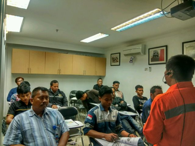 Defensive Driving Training For Light Vehicle @ PT ORD REKACIPTA DINAMIKA