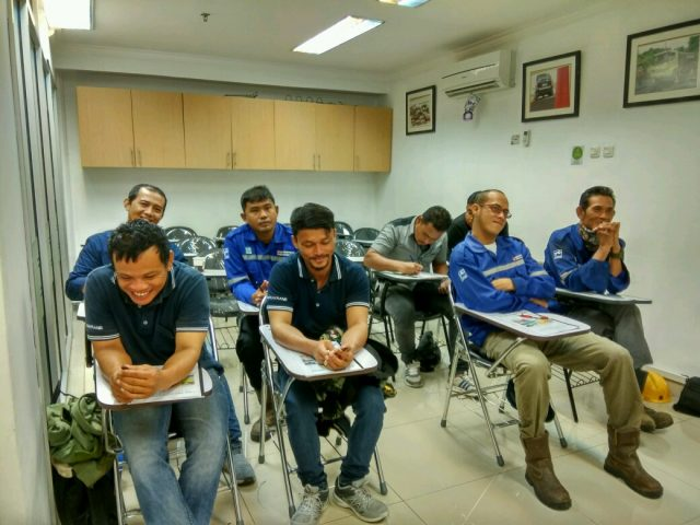 Public Class Defensive Driving Training For Light Vehicle @ PT ORD REKACIPTA DINAMIKA