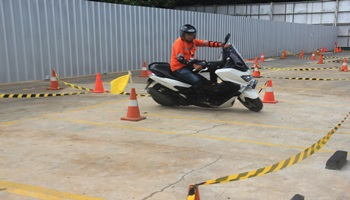 Safety Riding Training @ PT ORD REKACIPTA DINAMIKA