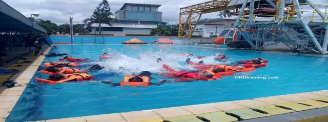 Basic Safety Training @ LAKESPRA SARYANTO