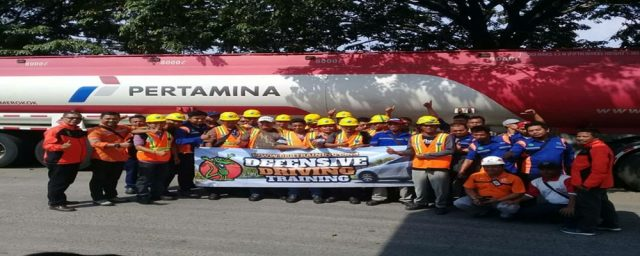 Public Class Defensive Driving Training For Heavy Vehicle @ PT ORD REKACIPTA DINAMIKA